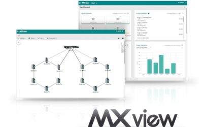 MXview – monitor and configure your industrial network