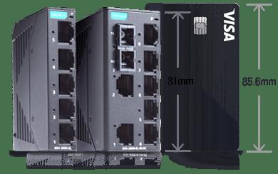 Naujieji EDS-2000-EL komutatoriai