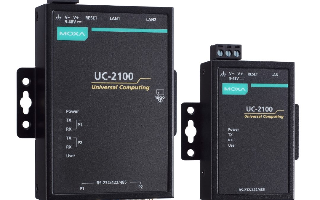 Moxa UC-2100 industrial computers